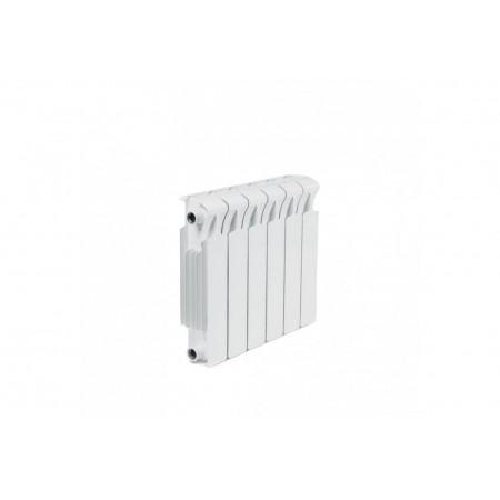 Биметаллический радиатор Rifar Monolit 300 (6 секций, боковое подключение)