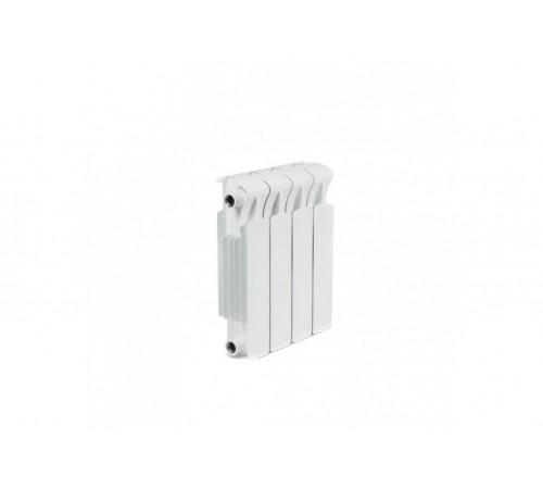 Биметаллический радиатор Rifar Monolit 350 (4 секции, боковое подключение)