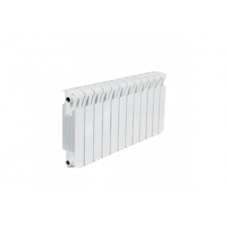Биметаллический радиатор Rifar Monolit 500 (12 секций, боковое подключение)