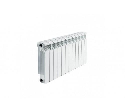 Биметаллический радиатор Rifar Alp 500 (12 секций, боковое подключение)