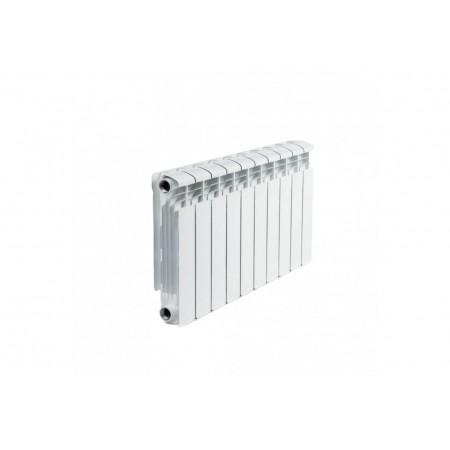 Биметаллический радиатор Rifar Alp 500 (9 секций, боковое подключение)