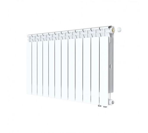 Биметаллический радиатор Rifar Alp Ventil 500 (11 секций, нижнее правое подключение)