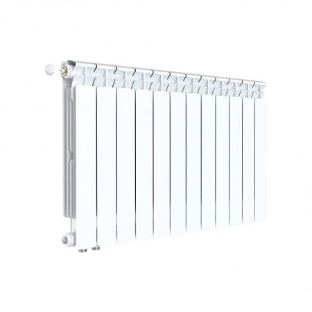 Биметаллический радиатор Rifar Alp Ventil 500 (11 секций, нижнее левое подключение)