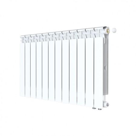 Биметаллический радиатор Rifar Alp Ventil 500 (12 секций, нижнее правое подключение)