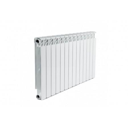 Алюминиевый радиатор Rifar Alum 350 14 секций боковое подключение