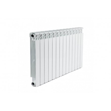 Алюминиевый радиатор Rifar Alum Ventil 500 (14 секций, нижнее левое подключение)