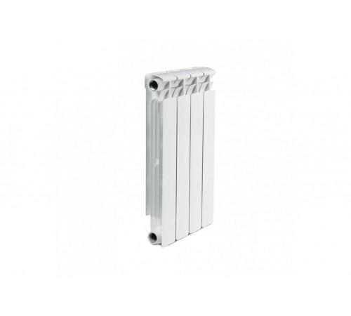 Алюминиевый радиатор Rifar Alum Ventil 500 (4 секции, нижнее правое подключение)