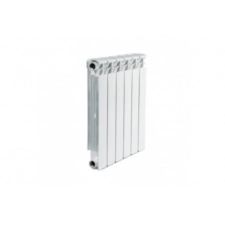 Алюминиевый радиатор Rifar Alum 500 (6 секций, боковое подключение)