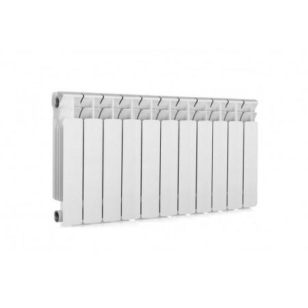 Биметаллический радиатор Rifar Base 350 (11 секций, боковое подключение)