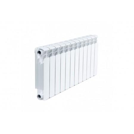 Биметаллический радиатор Rifar Base 350 (12 секций, боковое подключение)