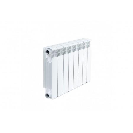 Биметаллический радиатор Rifar Base 200 (8 секций, боковое подключение)