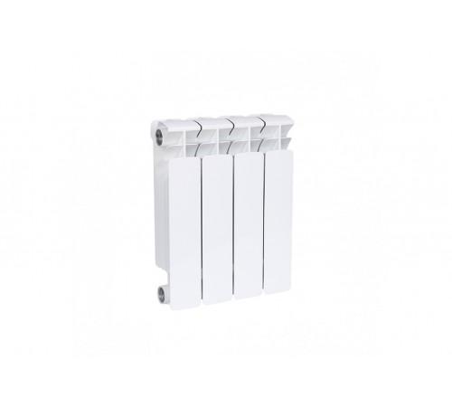 Биметаллический радиатор Rifar Base 500 (2 секции, боковое подключение)