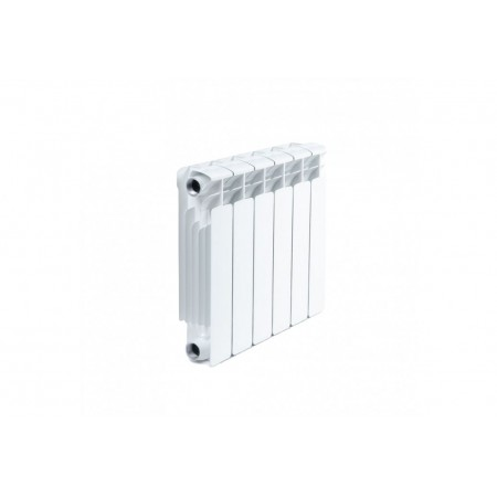 Биметаллический радиатор Rifar Base 500 (7 секций, боковое подключение)