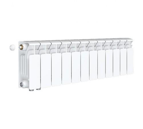 Биметаллический радиатор Rifar Base Ventil 200 (12 секций, нижнее левое подключение)