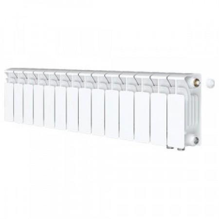 Биметаллический радиатор Rifar Base Ventil 200 (16 секций, нижнее правое подключение)