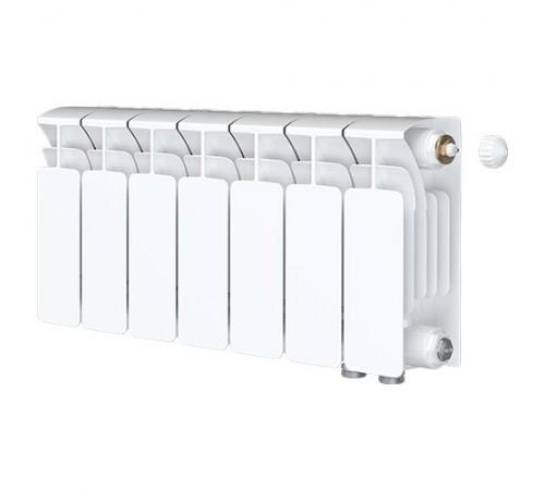 Биметаллический радиатор Rifar Base Ventil 200 (7 секций, нижнее правое подключение)