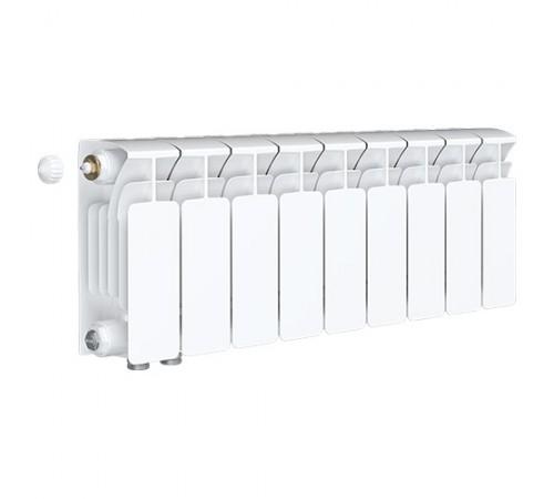 Биметаллический радиатор Rifar Base Ventil 200 (9 секций, нижнее левое подключение)