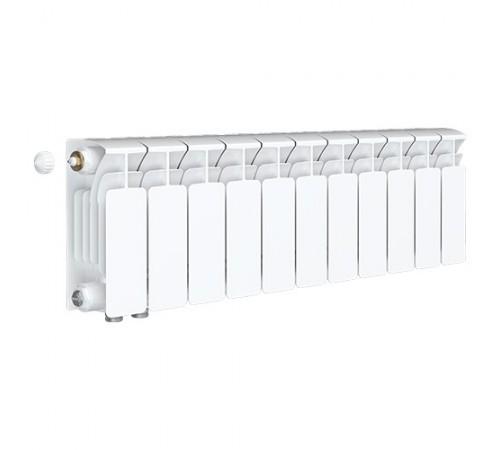 Биметаллический радиатор Rifar Base Ventil 350 (11 секций, нижнее левое подключение)
