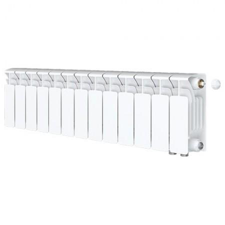 Биметаллический радиатор Rifar Base Ventil 350 (13 секций, нижнее правое подключение)