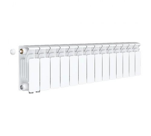 Биметаллический радиатор Rifar Base Ventil 350 (17 секций, нижнее левое подключение)