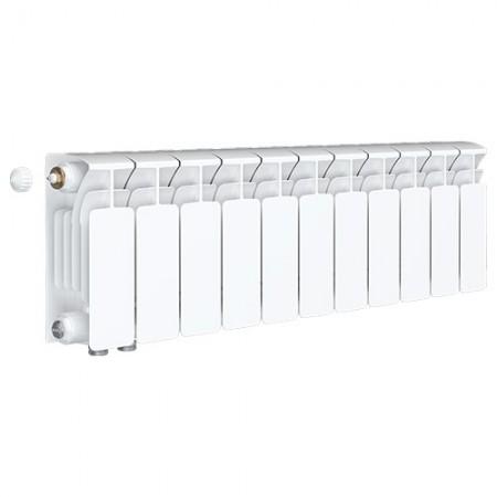 Биметаллический радиатор Rifar Base Ventil 500 (11 секций, нижнее левое подключение)