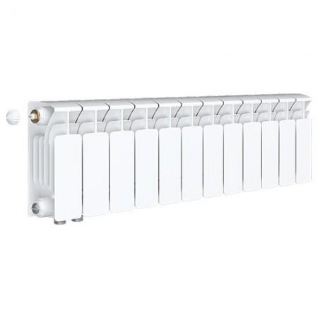 Биметаллический радиатор Rifar Base Ventil 500 (12 секций, нижнее левое подключение)