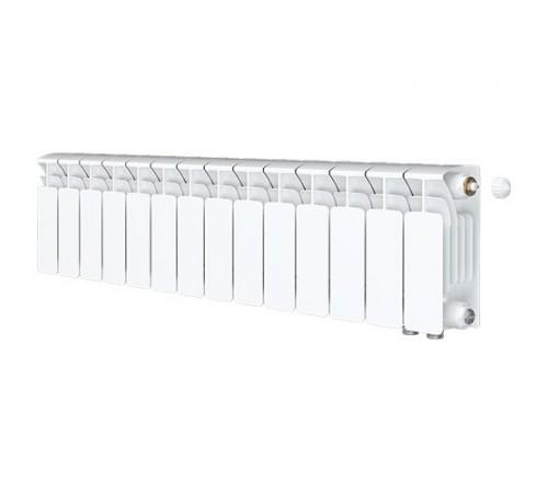 Биметаллический радиатор Rifar Base Ventil 500 (14 секций, нижнее правое подключение)