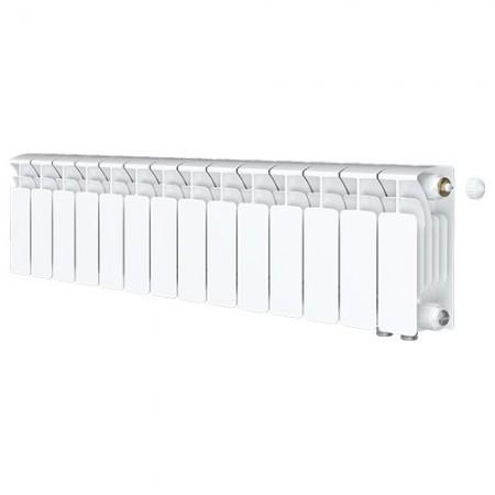 Биметаллический радиатор Rifar Base Ventil 500 (15 секций, нижнее правое подключение)