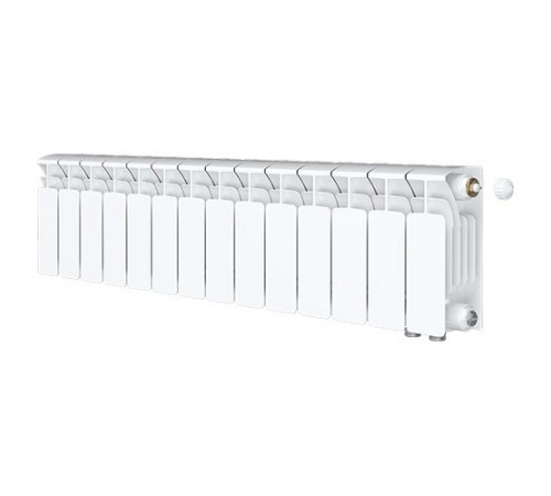 Биметаллический радиатор Rifar Base Ventil 500 (18 секций, нижнее правое подключение)