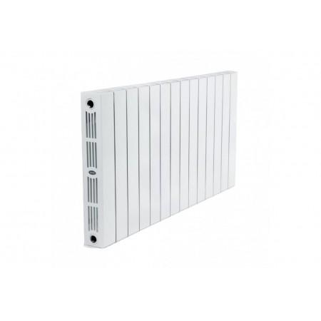 Биметаллический радиатор Rifar SUPReMO 350 (13 секций, боковое подключение)