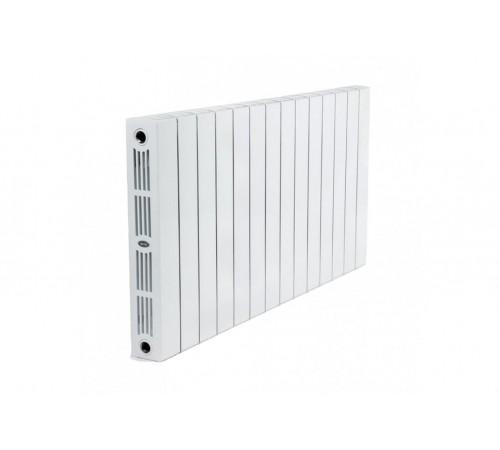 Биметаллический радиатор Rifar SUPReMO 350 (14 секций, боковое подключение)