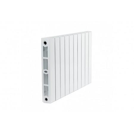 Биметаллический радиатор Rifar SUPReMO 500 (9 секций, боковое подключение)