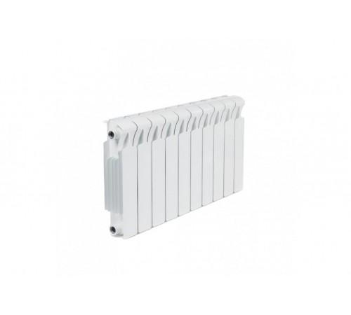 Биметаллический радиатор Rifar Monolit 300 (9 секций, боковое подключение)