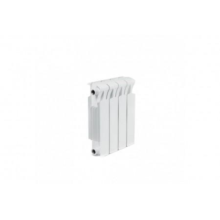 Биметаллический радиатор Rifar Monolit 500 (4 секции, боковое подключение)