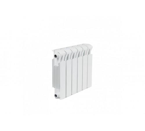 Биметаллический радиатор Rifar Monolit 500 (5 секций, боковое подключение)
