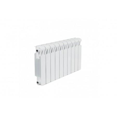 Биметаллический радиатор Rifar Monolit 500 (9 секций, боковое подключение)