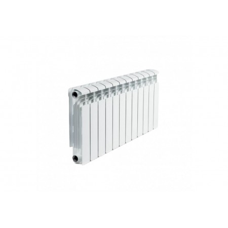 Биметаллический радиатор Rifar Alp 500 (11 секций, боковое подключение)