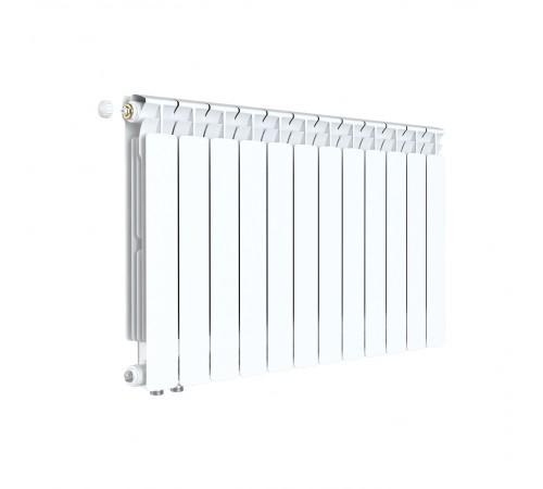 Биметаллический радиатор Rifar Alp Ventil 500 (13 секций, нижнее левое подключение)