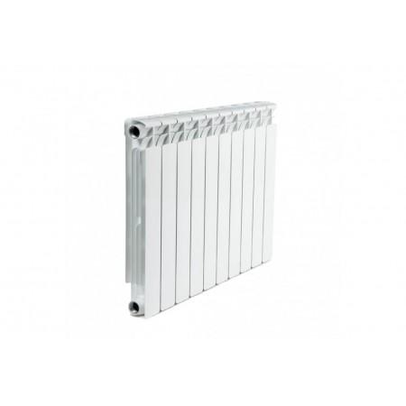 Алюминиевый радиатор Rifar Alum 200 9 секций боковое подключение