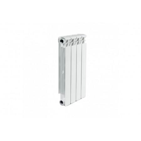 Алюминиевый радиатор Rifar Alum  Ventil 350 (4 секции, нижнее левое подключение)