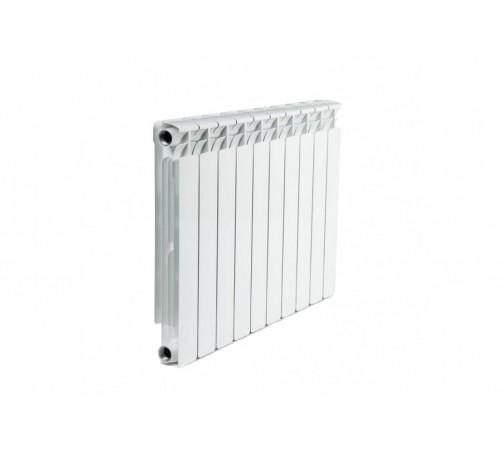 Алюминиевый радиатор Rifar Alum 500 (10 секций, боковое подключение)