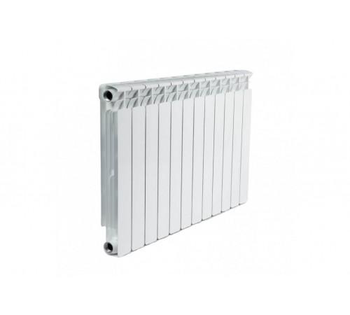 Алюминиевый радиатор Rifar Alum 500 (11 секций, боковое подключение)