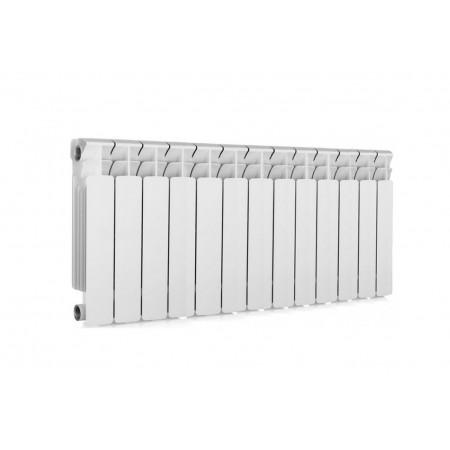 Биметаллический радиатор Rifar Base 200 (13 секций, боковое подключение)
