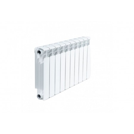 Биметаллический радиатор Rifar Base 500 (10 секций, боковое подключение)