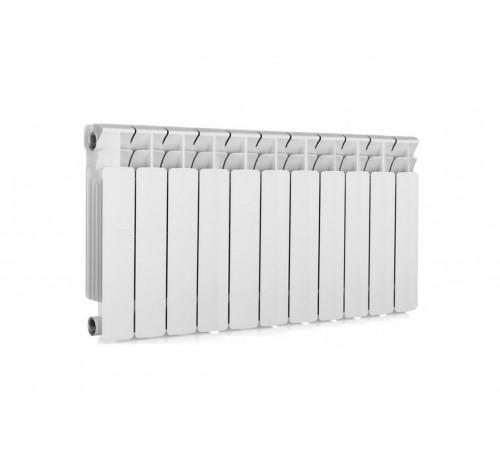 Биметаллический радиатор Rifar Base 500 (11 секций, боковое подключение)