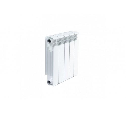 Биметаллический радиатор Rifar Base 500 (5 секций, боковое подключение)