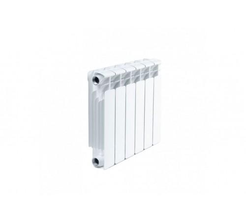 Биметаллический радиатор Rifar Base 500 (6 секций, боковое подключение)