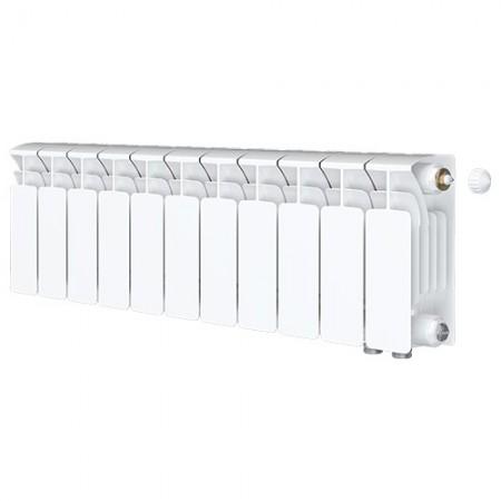 Биметаллический радиатор Rifar Base Ventil 200 (11 секций, нижнее правое подключение)