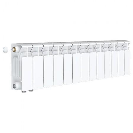 Биметаллический радиатор Rifar Base Ventil 350 (13 секций, нижнее левое подключение)