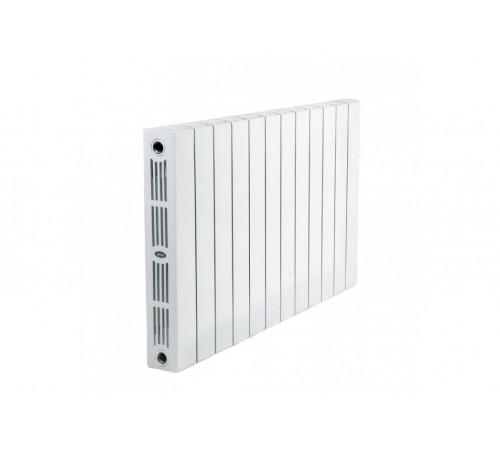 Биметаллический радиатор Rifar SUPReMO 350 (12 секций, боковое подключение)